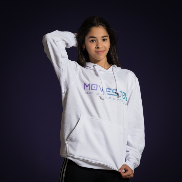 MOVES102 House of dance & Workouts Hoodie wit